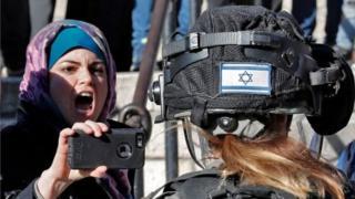 Палестина та Ізраїль