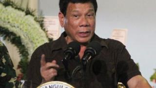 Rodrigo Duterte, Philippines