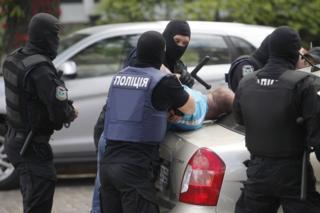 У СБУ кажуть, що затримали 29 людей, в тому числі організатора акції