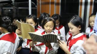 شمالی کوریا، سکول طالبات