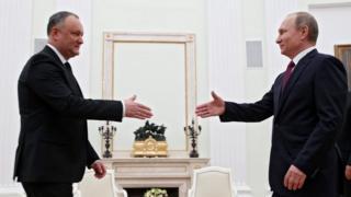 """Dodonun fikrincə Moldovaya """"Putin kimi lider"""" lazımdır"""