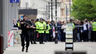 İngiltere terör