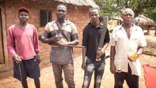 Vigilante group