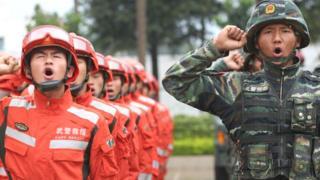 चीन की सेना