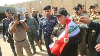 Irak, Mosul, Haider al-Abadi