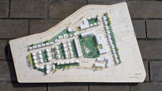 Model of the development