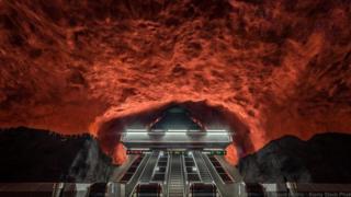 Станція метро Сольна-сентрум