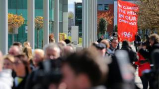 Hillsborough inquests crowd