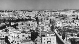 1965'te Kudüs