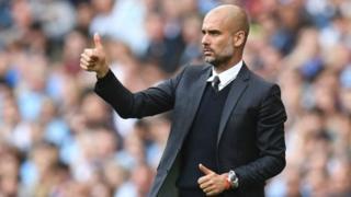 Pep Guardiola, macallimka Manchester City