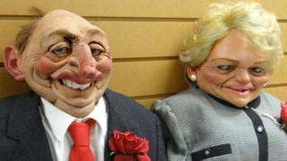 Neil a Glenys