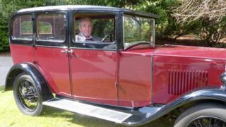 Bert in the Humber