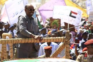 Prezida Bashir avuga ko ivyaha bimwegekwako vya jenoside bifise intumbero ya politike