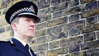 Stephen Kavanagh, Chief Constable