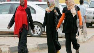 Sudanlı kadınlar
