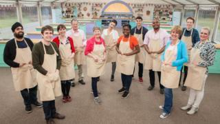 Bake Off contestants