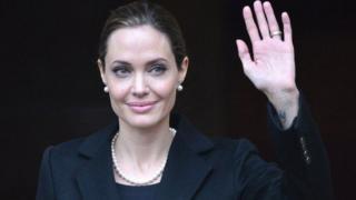 Angelina Jolie azuru Kenya ili kuzungumzia kuhusu dhulma za kingono wakati wa vita