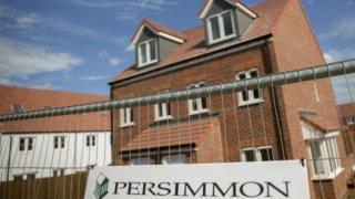 Persimmon home