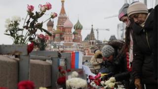 تظاهرات مسکو