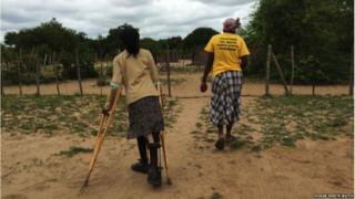Children with disabilities in South Africa