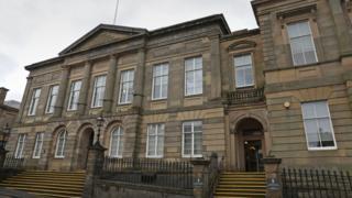 Lanark Sheriff Court