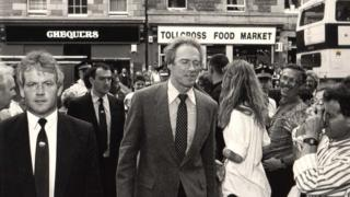 13. Clint Eastwood came to Edinburgh to promote the Festival's screening of White Hunter Black Heart at the Cameo cinema in 1990, with the soundtrack's composer, and legendary producer, Quincy Jones also in attendance.