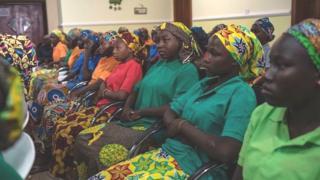 Selon la ministre nigériane de la condition féminine les jeunes filles resteront dans ce centre, dans la capitale, Abuja.