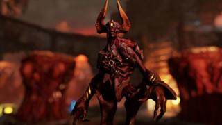 Screenshot from Doom