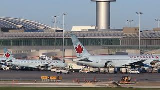 加拿大航空飛機