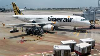 Tigerair has cancelled flights between Australia and Bali