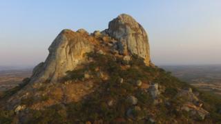 کوه 'مونت هوره' در مالاوی