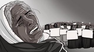 پشتون احتجاج خاکہ