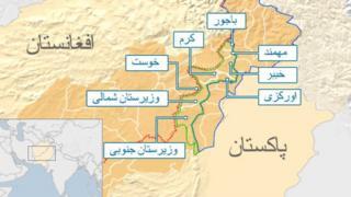 منطقه قبیلهای پاکستان فتا