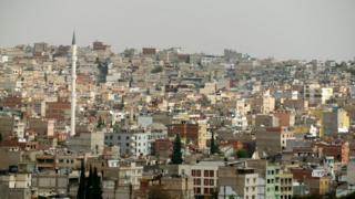 Gaziantep in Turkey.
