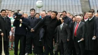 الرئيس شي جين بينغ