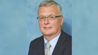 Councillor Jim Logue