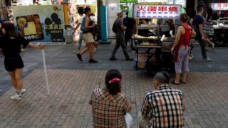 台北街头小吃