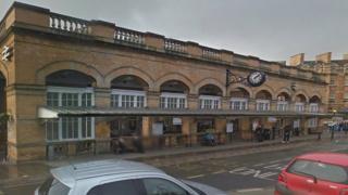 York Railway Station, York