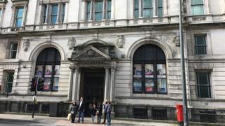 Cardiff head post office