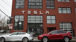Tesla, mobil,