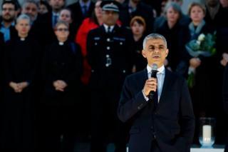 Londra Belediye Başkanı Sadiq Khan