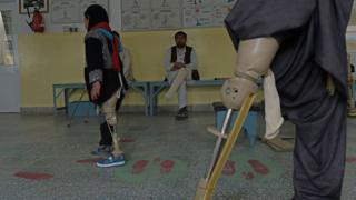 د معلول شویو افغان سرتېرو یوه ډله به کاناډا کې سپورټي سیالیو کې برخه اخلي.