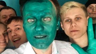 Alexey Navalnı