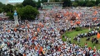 लिंगायतों की बीदर रैली
