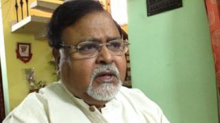 পার্থ চ্যাটার্জী, পশ্চিমবঙ্গের শিক্ষামন্ত্রী।