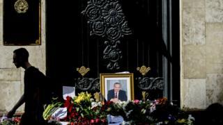 мемориал Ислама Каримова
