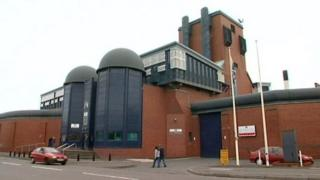 HMP Birmingham - generic archive image