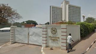 Sheraton Hotel, Kampala