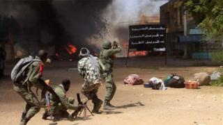 Kumekuwa na mapigano makali Kaskazini mwa Mali kati ya wa Mali