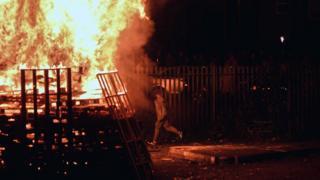 Markets bonfire